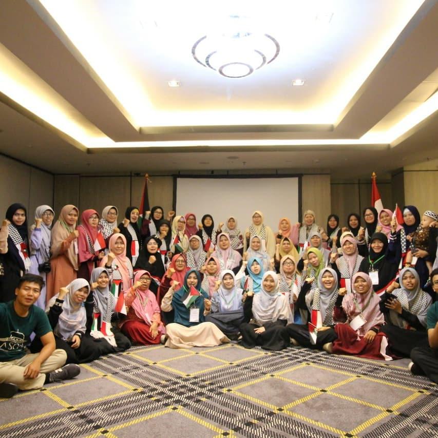 Rakor Adara-Komunitas 2020: Perkuat Sinergi Hingga Cerita Keberkahan Palestina