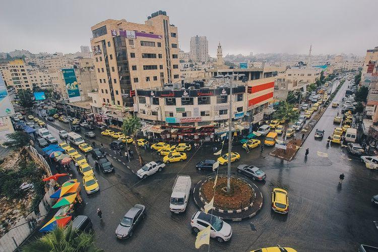 Suasana Kota Hebron (Al Khalil), Kotanya Nabi Ibrahim AS (yang kini terjajah)