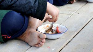 Malnutrisi Mengintai Warga Gaza