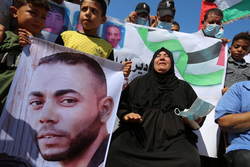 Dua Nelayan Palestina Ditembak Tentara Mesir