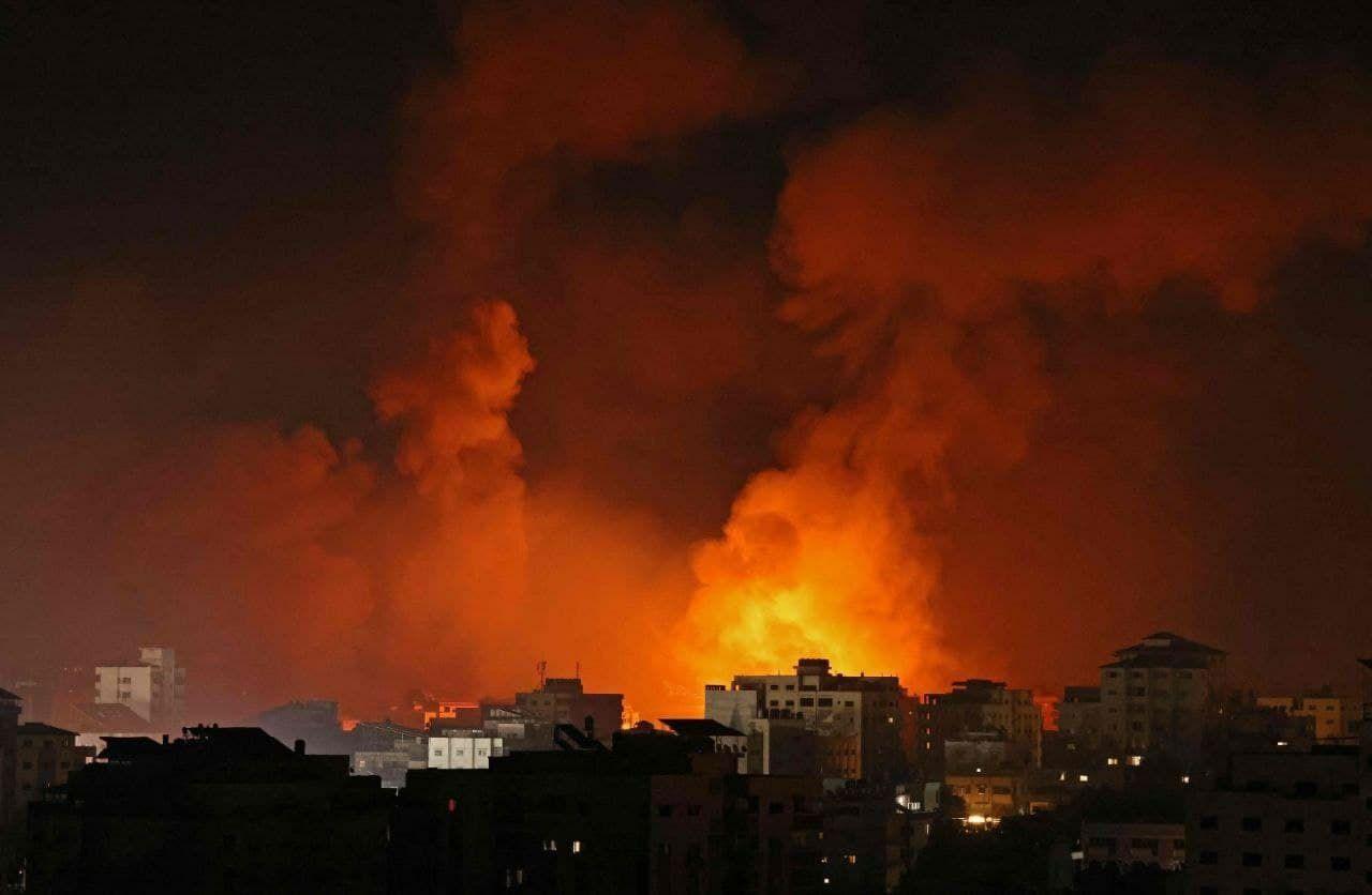 BREAKING NEWS: Serangan Bertubi-Tubi, Gaza Memanas