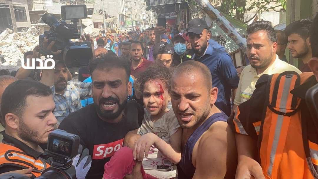 BREAKING NEWS: Sebanyak 174 Korban Tewas Akibat Agresi Zionis di Gaza